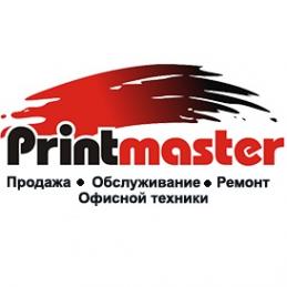 Логотип компании Printmaster